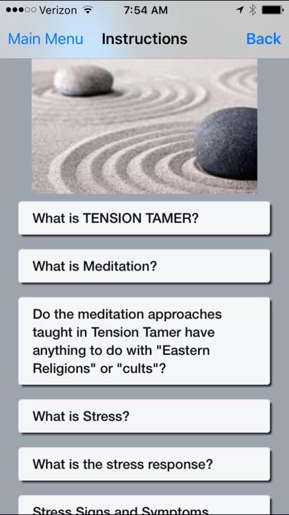 Tension Tamer