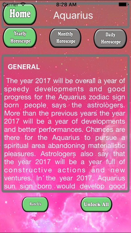 Horoscope-2017 Horoscopes and Fortune