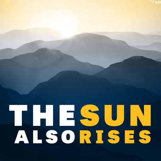 The Sun Also Rises - notes, sync transcript
