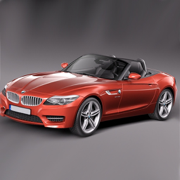 BMW Z4 cars 3d - Unofficial