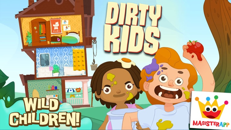 Dirty Kids screenshot-0