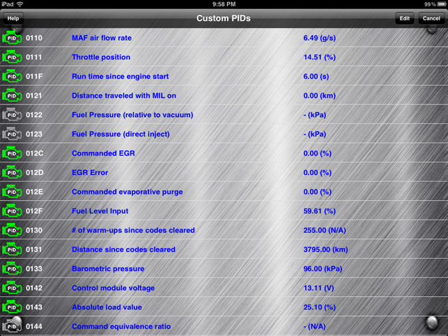 Engine Link HD -OBD II vehicle monitor & diagnosis
