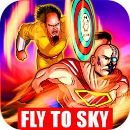 Learn 2 Fly Hero Jump: Free Fun Game