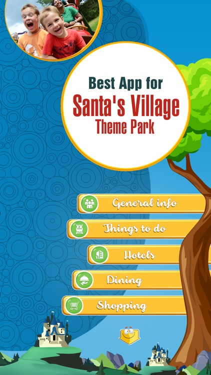 Best App for Santa's Village Theme Park screenshot-1