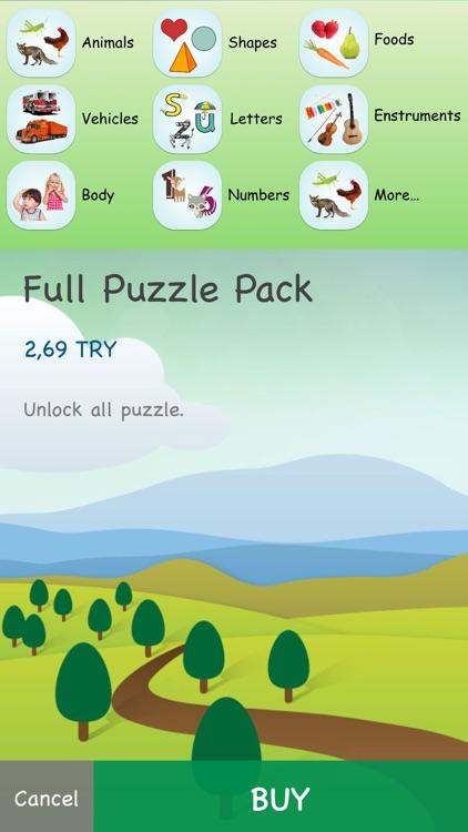 ABC & 123 Puzzle screenshot-4
