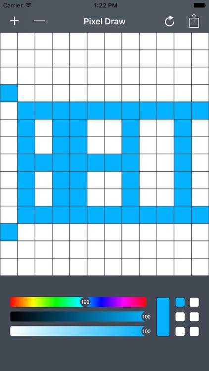 Pixel Art Maker - 8 Bit Pixels Craft by Sandeep Bhandari