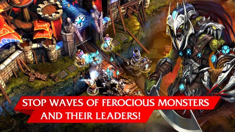 Defenders: Tower Defense Origins screenshot-3
