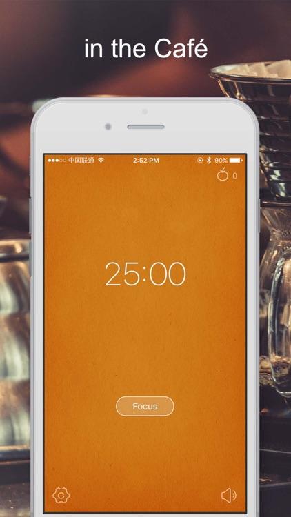 Focus Timer - fully engaged screenshot-3