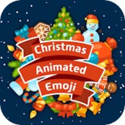 Holiday 3D Emojis - Christmas Animated Emoji