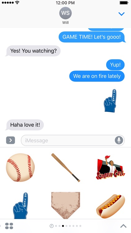 MLB 2016 Sticker Pack