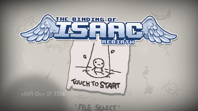 ‎The Binding of Isaac: Rebirth