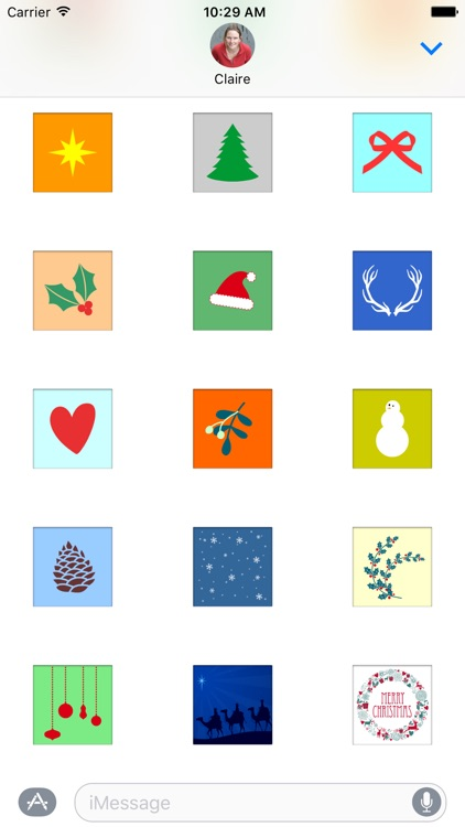 Advent Stickers screenshot-2