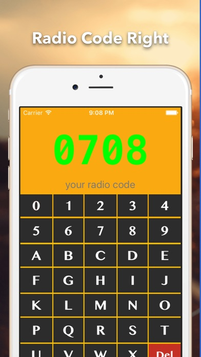 download Radio Code for Renault apps 2