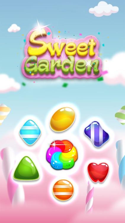Sweet Garden - Amazing Free Match 3 Game screenshot-4