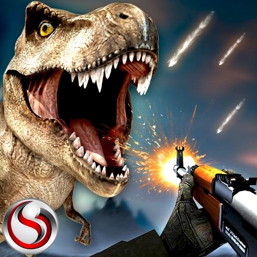 Динозавр Хант - Смертельный нападение