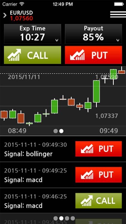 Olimp - Binary Options Trading