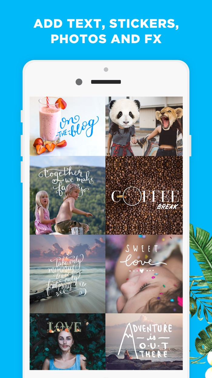 PicLab - Photo Editor, Collage Maker, Photobooth Screenshot