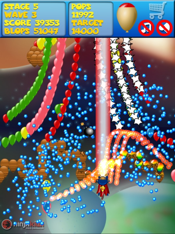 Игра Bloons Super Monkey