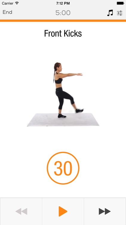 Cardio Sworkit - Endurance Trainer & Calorie Burn screenshot-2
