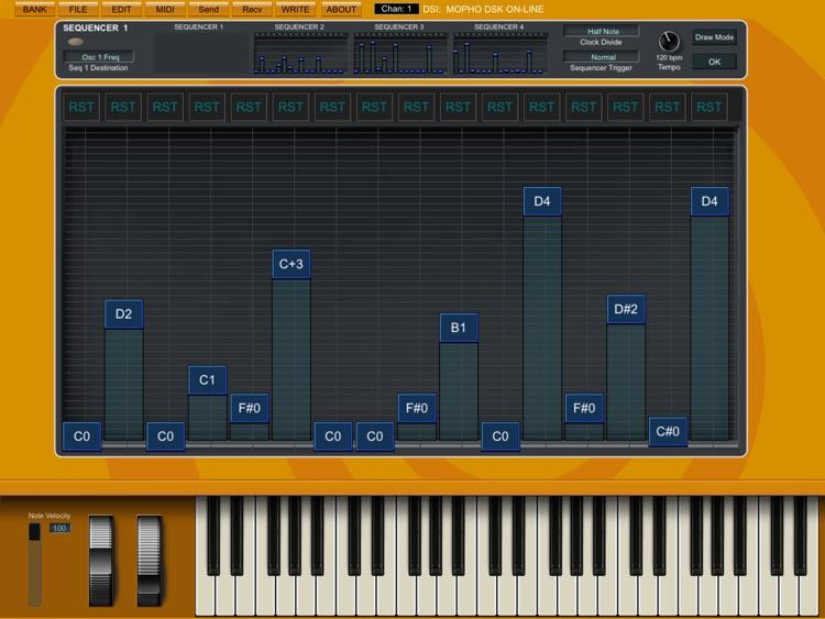 Mopho Desktop Sound Editor screenshot-4