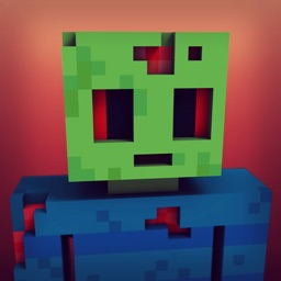 Survival Cube Craft Exploration: Build & Survive