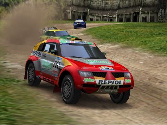 Игра Pocket Rally