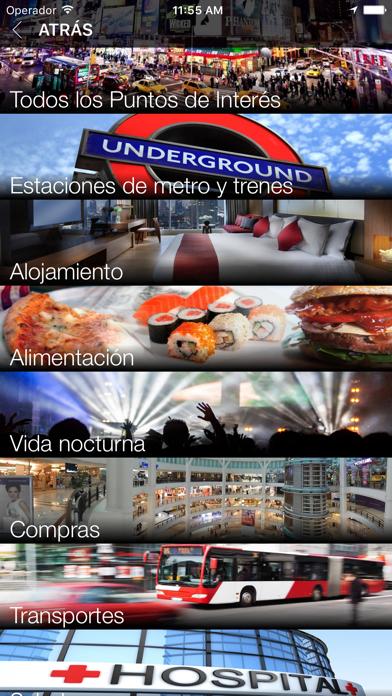Monterrey mapa offline y guía de viajeCaptura de pantalla de2