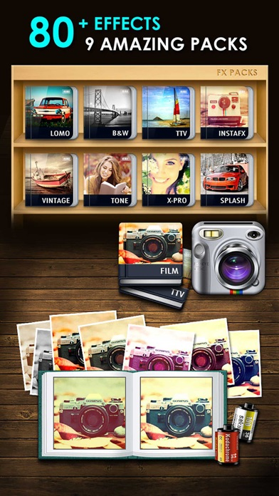 InFisheye - Fisheye Lens for Instagram Скриншоты6