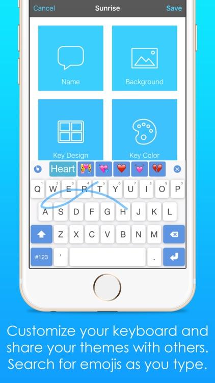 BriefKey – Custom Swipe & GIF Keyboard screenshot-3