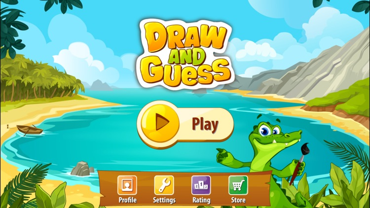 Draw & Guess Multiplayer