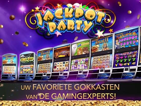 jackpot party casino - slots hd itunes