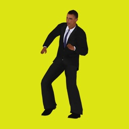 Dancemoji for Obama ( Animated )