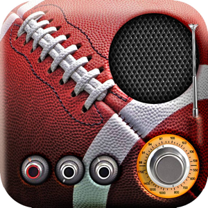 GameTime Football Radio - Stream Live NFL Games app