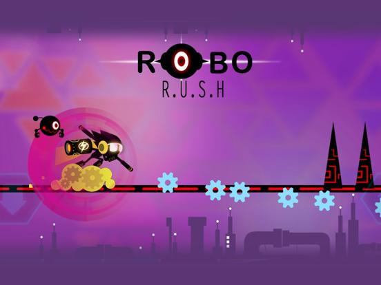 Robo Rush - Robot Runのおすすめ画像4