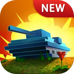 Armored Craft Tank Battle 3D - Full