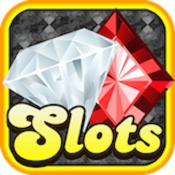 Slots Hit it Big Jewel & Gems Jackpot Machine Game