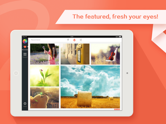Wallpapers HD : New themes-ipad-1