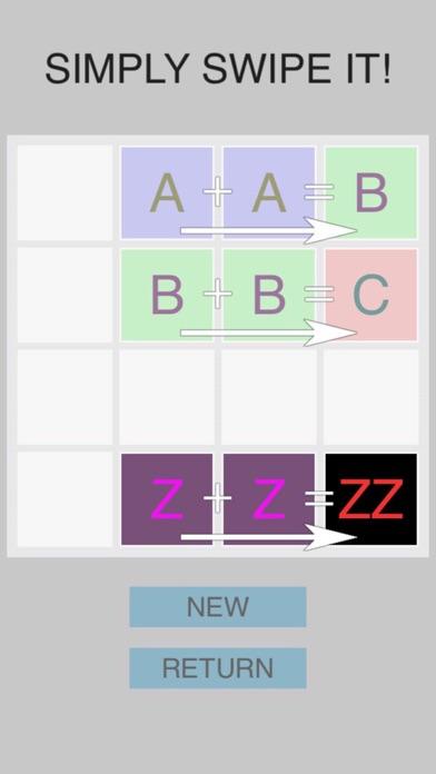 Screenshot #1 pour Combine Alphabet