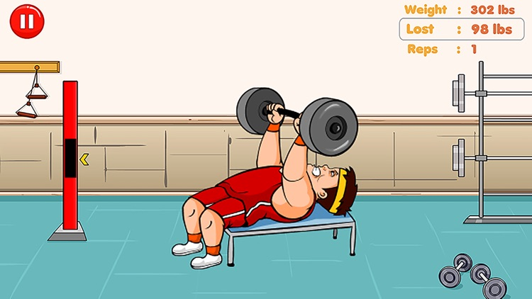 Mat the Fat - Stay Fit with any 2 exercises screenshot-0