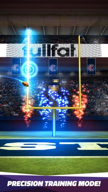 Flick Field Goal 17 screenshot-4