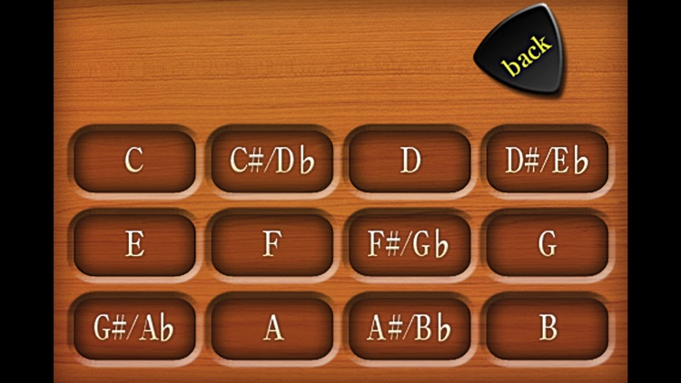 GUITAR CHORD (Basic) screenshot-2