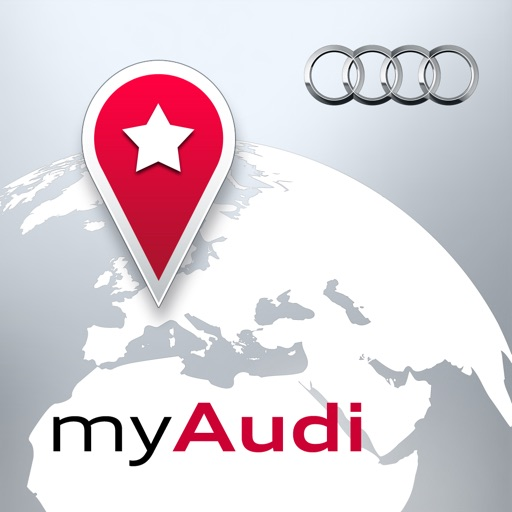 MyAudi Mobile By Audi - My audi com