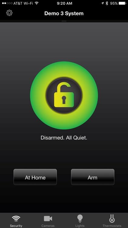 Telguard HomeControl screenshot-3