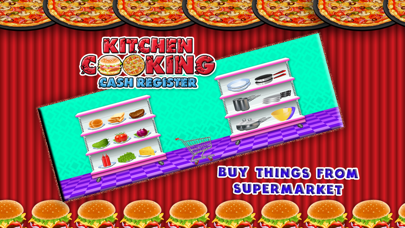 Kitchen cooking Cash Register - Cooking Fever screenshot three