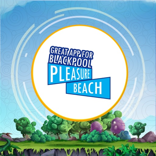 Great App for Blackpool Pleasure Beach