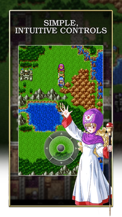 DRAGON QUEST II screenshot-3