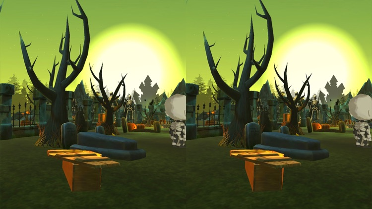VR Horror Zombie Land screenshot-3