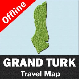 GRAND TURK ISLAND – GPS Travel Map Offline Navigator