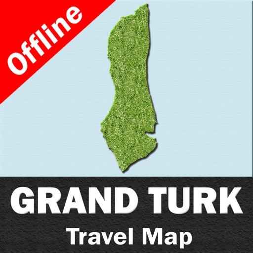 GRAND TURK ISLAND – GPS Travel Map Offline Navigator