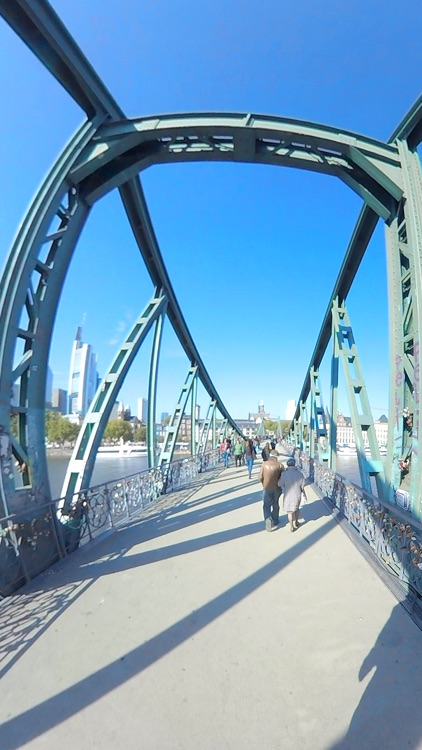 VR Frankfurt City Walk - Virtual Reality Germany screenshot-4